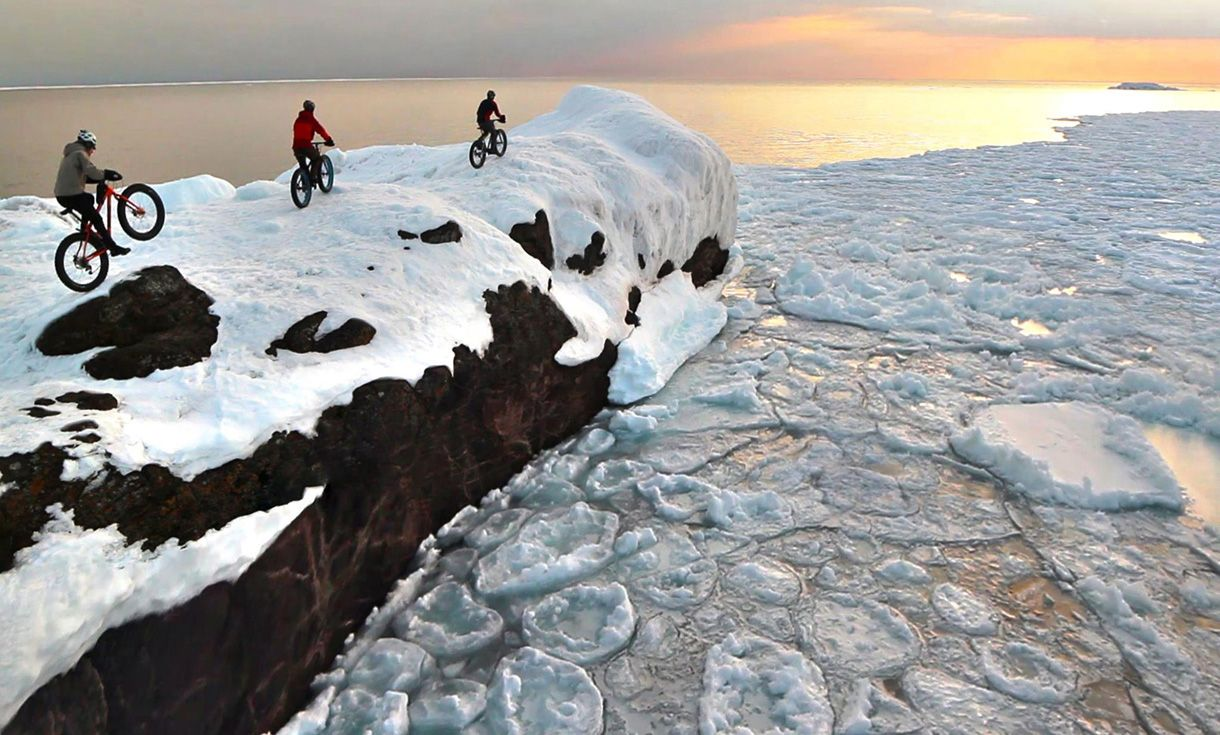 Cold Rolled Fat Bike Video